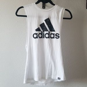 Adidas 'The Go-To Performance Tee' Muscle Tank